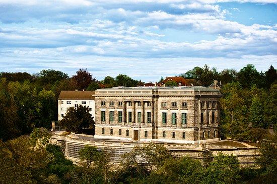 ไวมาร์, เยอรมนี: Das Goethe- und Schiller-Archiv ist das älteste Literaturarchiv in Deutschland.