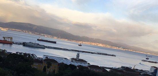 The Rock of Gibraltar Foto