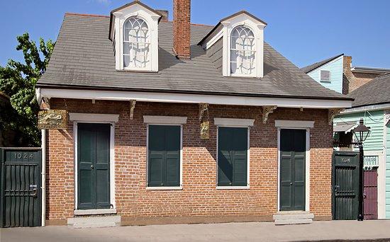 Entrance - Picture of Inn on St Ann, New Orleans - Tripadvisor