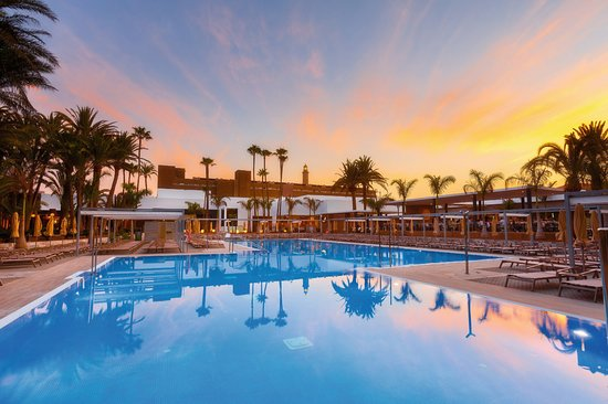 HOTEL RIU PALACE OASIS ab 173€ (2̶1̶6̶€̶): Bewertungen, Fotos ...