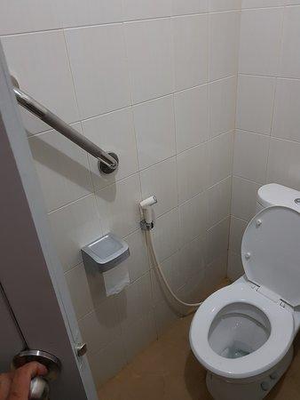 Putussibau, Indonesien: Bathroom