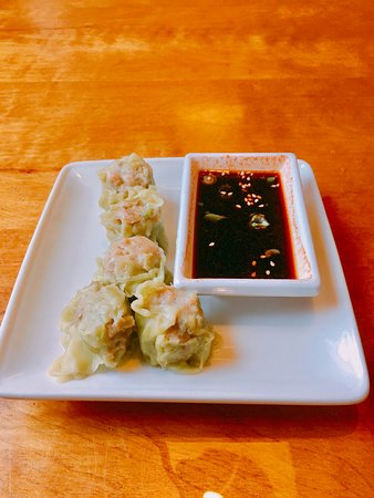 Pork Shumai, Juicy, tender and flavourful