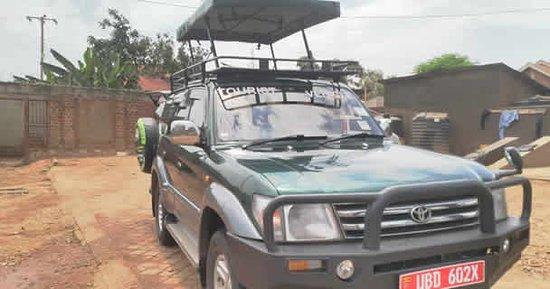 Rent a Car Rwanda | 4x4 Car Rentals