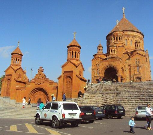 Abovyan, Armenia: Saint Hovhannes Church