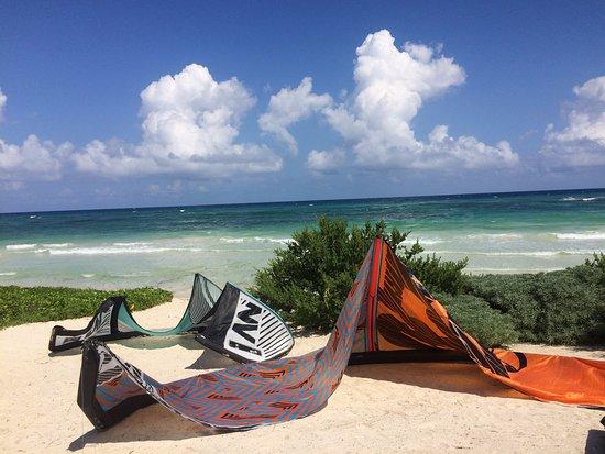 Mahahual Kiteboarding