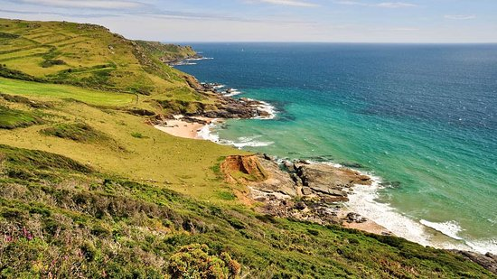 Salcombe to Gara Rock Walk