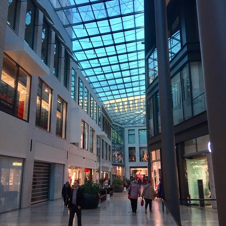 Schuhhaus Dismer FORUM Duisburg Einkaufszentren Schuhe
