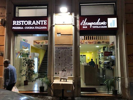 Il Lampadario, Roma - Esquilino - Menu, Prezzo, Ristorante ...