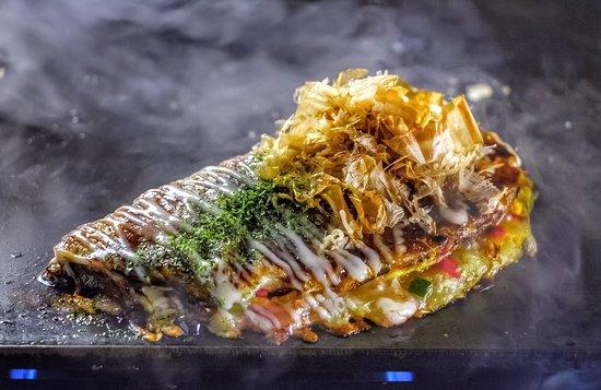 Okonomiyaki & Kyoto Cuisine Oagari