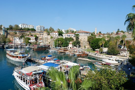 Harbour District/ Antalya Marina
