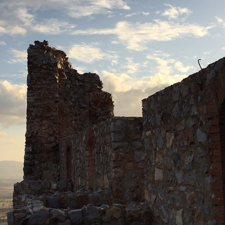 Aldea del Rey, Spain: Sacro Convento y Castillo de Calatrava La Nueva