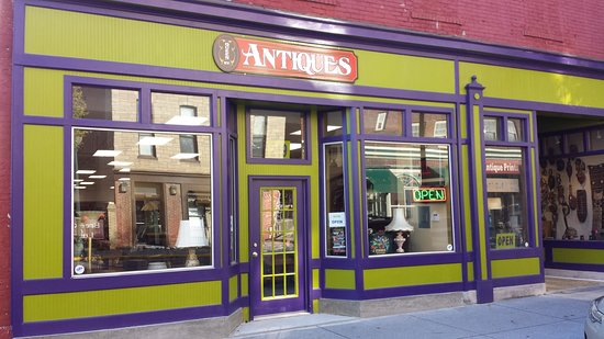 Queen Street Antiques