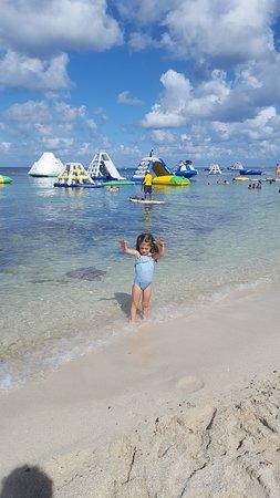 Fun beach!
