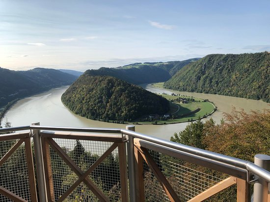 Haibach ob der Donau, Austria: August View