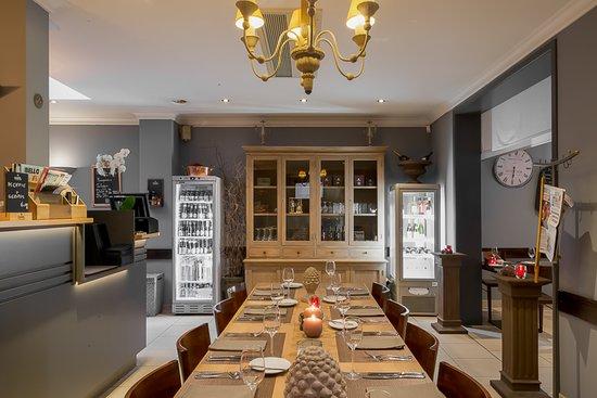 Restaurant Tot Straks Merksem Menu Prices Restaurant