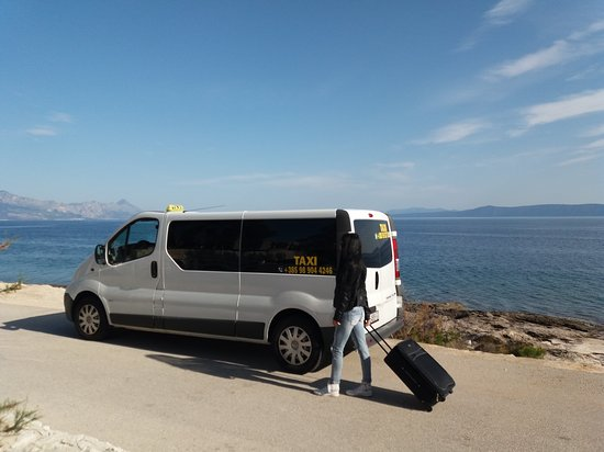 Your Taxi on Brač