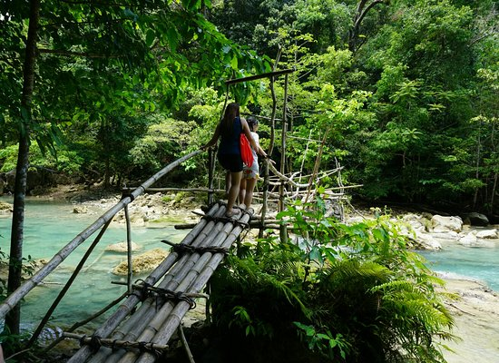 Lapopu Waterfalls Photo