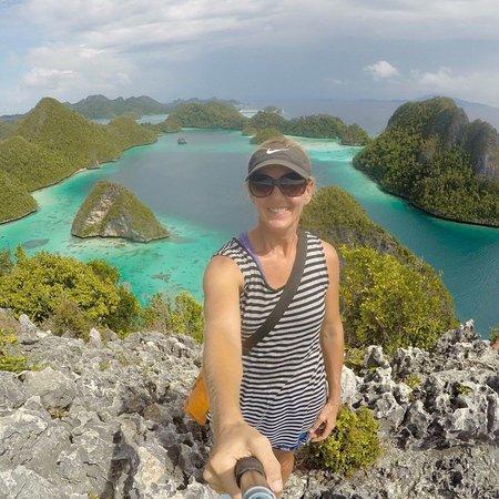 写真Pulau Wayag枚