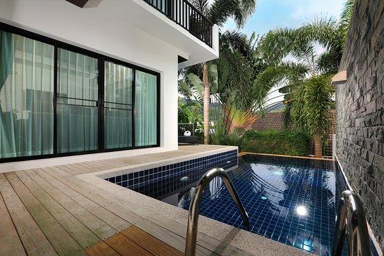 Balcony - Picture of Thaimond Residence by TropicLook, Phuket - Tripadvisor