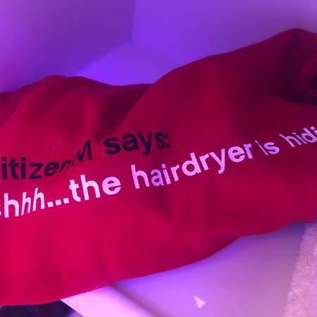 citizenM Glasgow Photo