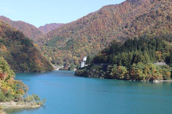 Unazuki Lake