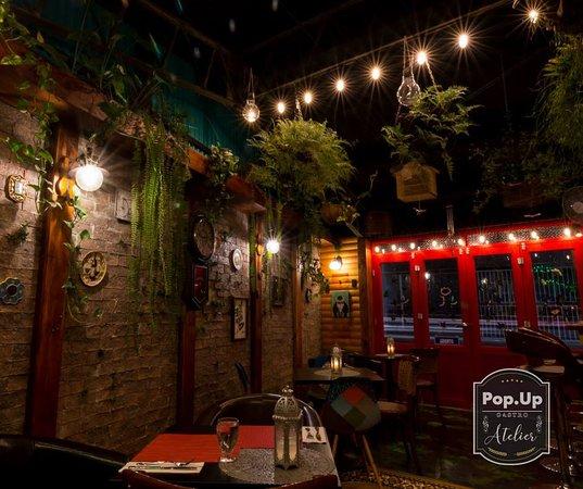Calle Blancos, Costa Rica: San Jose, Pop.Up Gastro Atelier tel 22480702 . 70398595