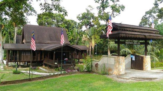 Kota Tinggi, ماليزيا: Kota Johor Lama Museum