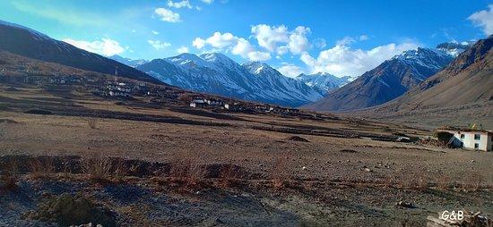 The Losar Village