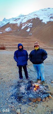 Best way to stay warm in Losar