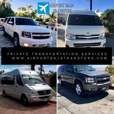 Airport Baja Transfers