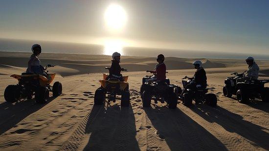 Namibia: Desert by the beach