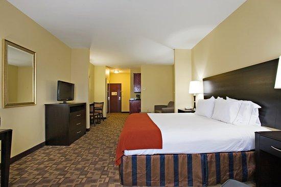 Snyder, TX: Guest room
