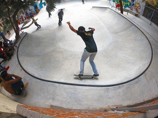 Madras Wheelers Skatepark