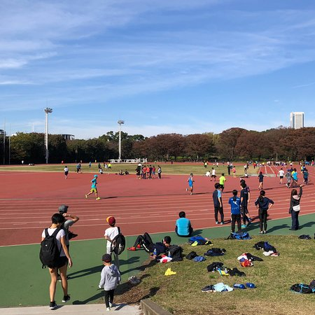 Yoyogi Park Athletics Stadium
