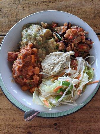 The White Rabbit Vegetarian Cafe