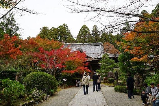 Kongorin-ji Temple Honbo Myojuin