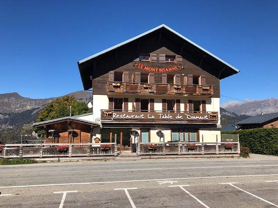 Le Mont Bisanne