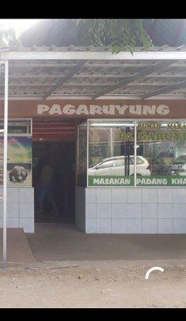 Rumah Makan Pagaruyung