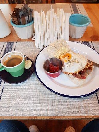 Breakfast blaa