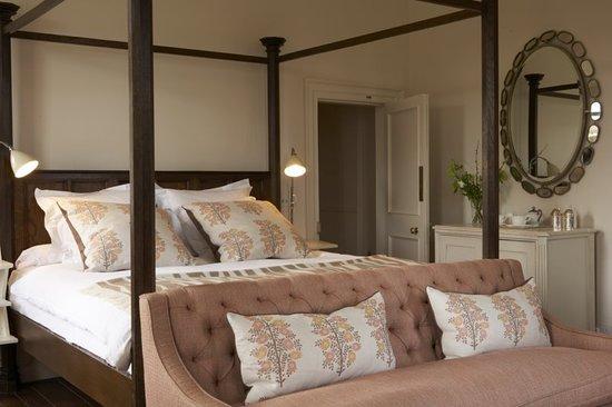 Babington, UK: Guest room