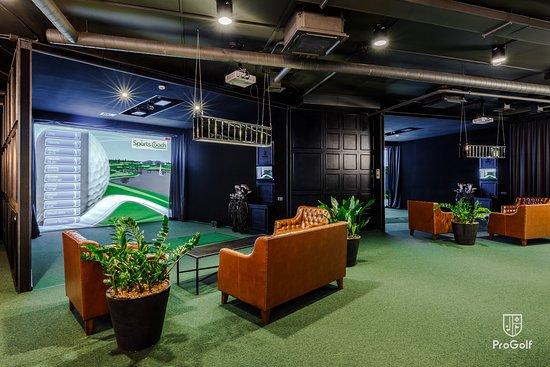 ProGolf, гольф-клуб