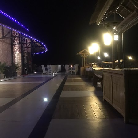 BARUNA Sky Lounge Restaurant & Bar