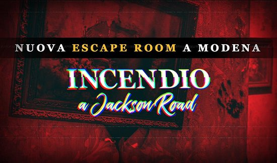 Enigma Modena - Escape Room