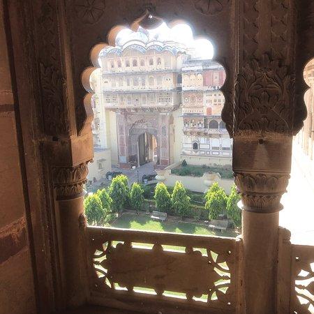 Karauli City Palace Photo