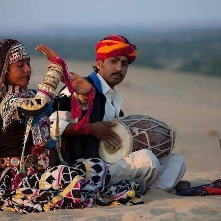 Amazing culture in the desert