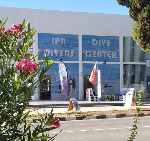 IPA Divers Cyprus
