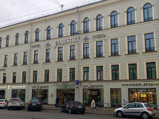 Majestic Boutique Hotel Deluxe: Маджестик Бутик Отель Делюкс
