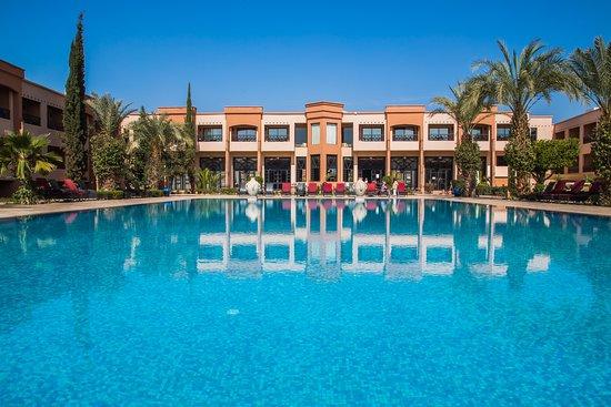 Zalagh Kasbah Hotel and Spa, hôtels à Marrakech
