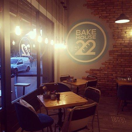BakeHouse 22, 22 Nicholas Street Limerick.