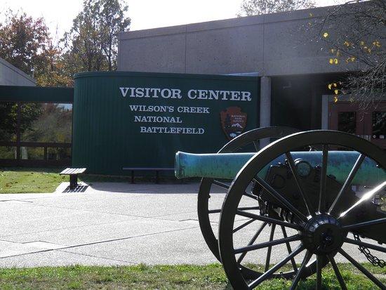 Republic, MO: Visitors center